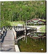 Crawford Notch State Park - White Mountains Nh Usa Acrylic Print