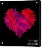 Crazy Love 2 Acrylic Print