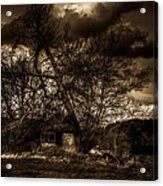 Creepy House One Acrylic Print