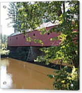 Cresson Bridge Acrylic Print
