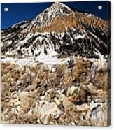 Crested Butte Acrylic Print
