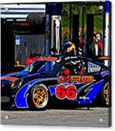 Crg 66 At Porsche Cup Acrylic Print