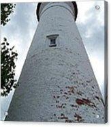 Crisp Point Lighthouse Acrylic Print