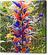 Cristal Garden 2 Acrylic Print