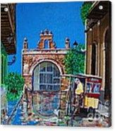 Capilla De Cristo - Old San Juan Acrylic Print