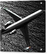 Crj700 - Bombardier Acrylic Print