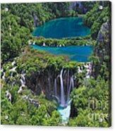 Croatia Landscape Acrylic Print