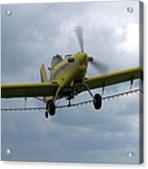 Crop Duster Acrylic Print