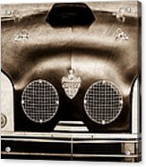 Crosley Front End Grille Emblem Acrylic Print