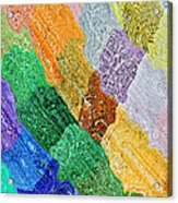 Cross Currents Acrylic Print