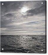 Crossing The Celtic Sea Acrylic Print