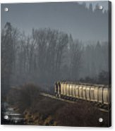 Crossing The Delta  -  150310a-021 Acrylic Print