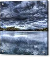 Croton Reservoir Acrylic Print