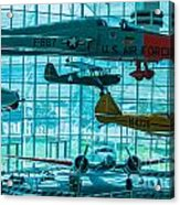 Crowded Skies Acrylic Print
