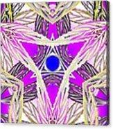 Crown Ignition Acrylic Print