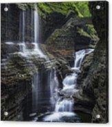 Crown Jewel Square Acrylic Print
