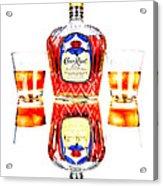 Crown Royal Acrylic Print