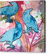 Crow Series 2 Acrylic Print