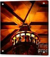 Crows Nest At Ship Tavern In The Brown Palace Hotel Acrylic Print