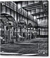Crrnj Terminal Vi Acrylic Print
