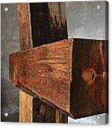 Crucifijo Acrylic Print