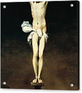 Crucifixion Of Christ Acrylic Print