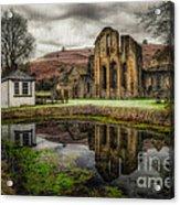 Crucis Abbey Acrylic Print