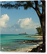 Cruise Bimini Acrylic Print