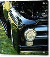 Cruise-in Car Show II Acrylic Print