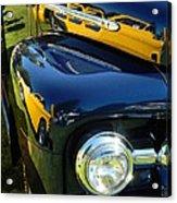 Cruise-in Car Show Vi Acrylic Print
