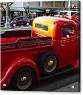 Cruisin Grand Truck Acrylic Print