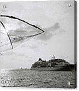 Cruising Into Cochin Acrylic Print