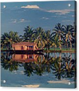 Cruising The Backwaters.. Acrylic Print