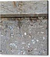 Crumbling Wall 1 Acrylic Print