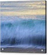 Crying Waves Acrylic Print