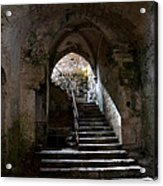 Crypt Of The Martyr San Marciano In Syracuse Acrylic Print