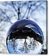 Crystal Ball Project 59 Acrylic Print