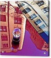 Crystal Ball Project 60 Acrylic Print