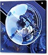 Crystal Ball Project 75 Acrylic Print