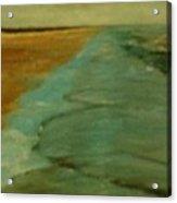 Crystal Beach Texas Acrylic Print