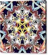 Crystal Fifth Acrylic Print