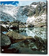 Crystal Lake Acrylic Print