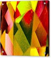 Crystal Lights Acrylic Print