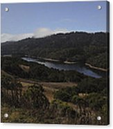 Crystal Springs Watershed - A Private Park For The San Francisco Water Department Acrylic Print