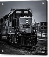 Csx 2668 Acrylic Print