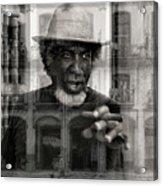 Cuba - Pure Acrylic Print