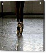 Cuban Ballet Dancer Acrylic Print