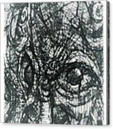 Cubisto 2 Acrylic Print