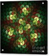 Cubix Acrylic Print