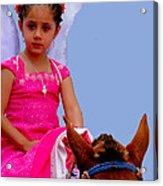 Cuenca Kids 238 Acrylic Print
